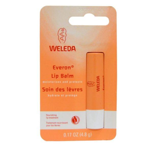 Weleda, エバオン リップバーム, 0.17オンス(4.8 g)